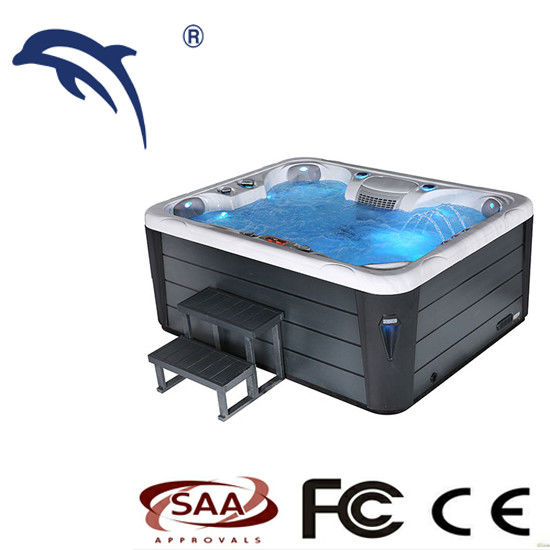 Hot Tubs Spa Outdoor Massage Spa Pool Air Massage And  Whirlpool Massage Fuction